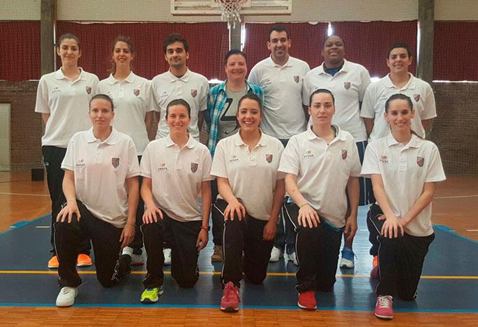 Plantilla Unami Club Polideportivo