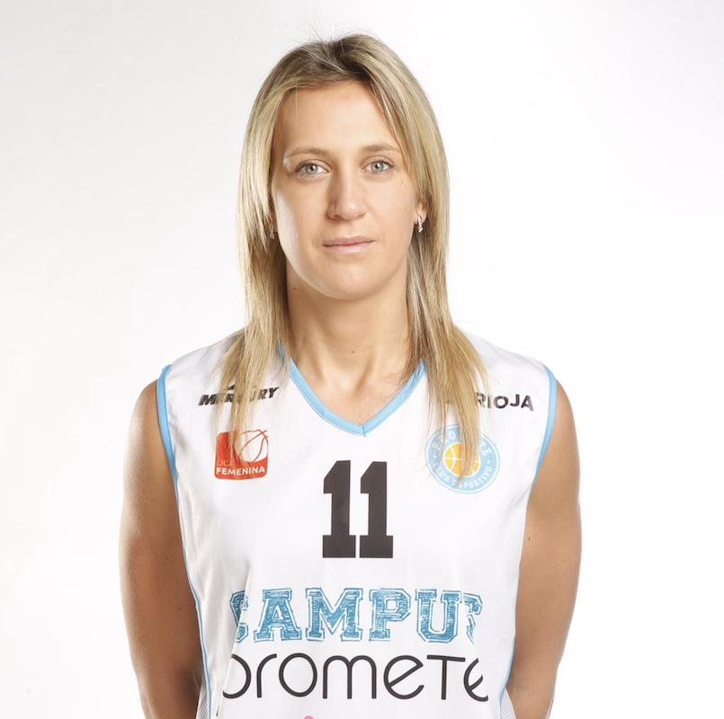 La alero serbia Adrijana Knezevic regresa al Campus Promete LF1