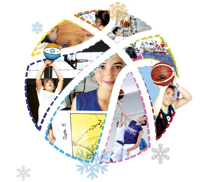 Basket Promete, campus para el desarrollo deportivo, vocacional y personal, estrena edición en diciembre