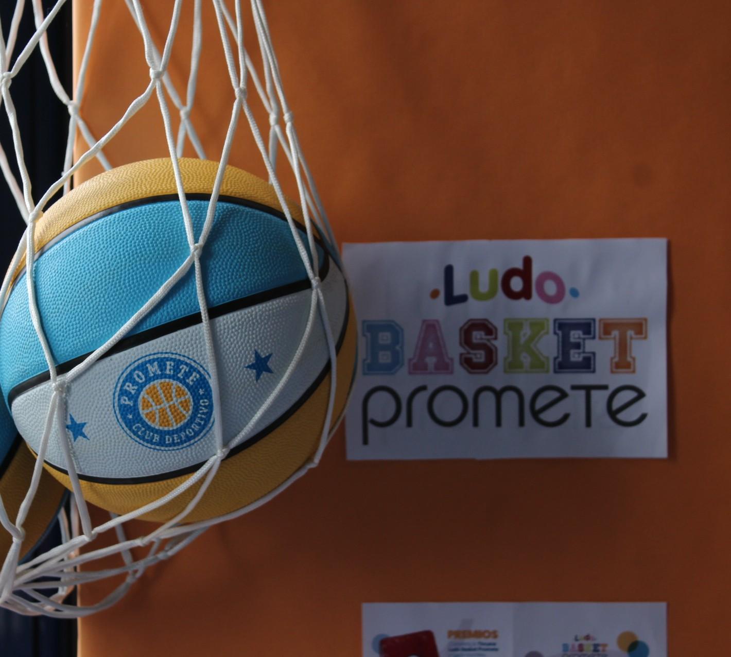Domingo completo en el Palacio: foto de familia, Ludo Basket Promete y partido del Campus Promete LF1