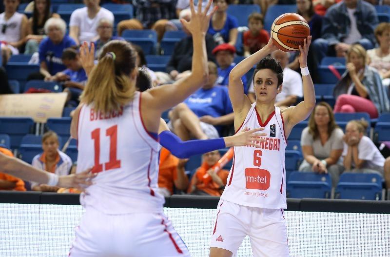 Milica Jovanovic, más talento balcánico para el Campus Promete LF1