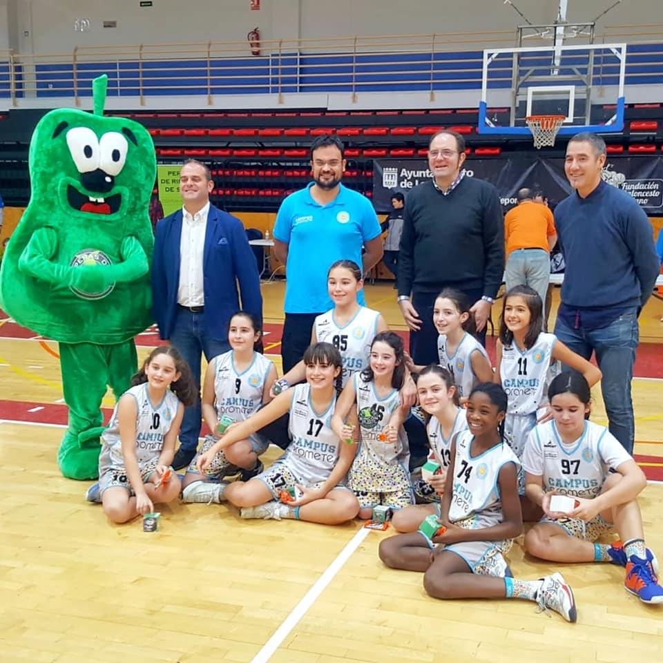 El Campus Promete reconocerá la labor de sus representantes en el Torneo Canteras y los Campeonatos de España