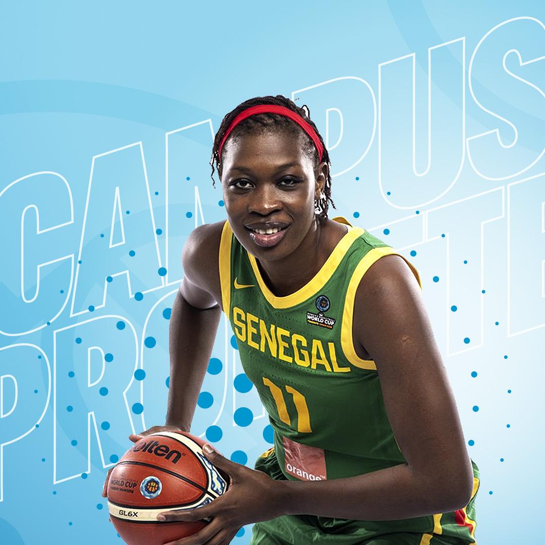 Maimouna Diarra, centímetros y experiencia para el juego interior de Campus Promete