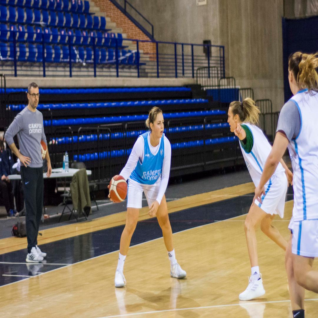 Campus Promete inicia en Zaragoza una semana de vértigo